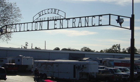 First Monday Trade Days ... a flea-market shopping extravaganza in Canton Texas