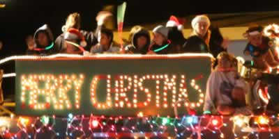 2018 East Texas Christmas parades, festivals, drive-thru light parks ...