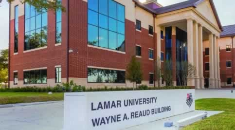 Lamar University in Beaumont, Texas