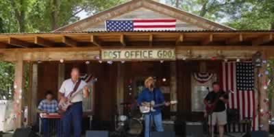 Music and entertainment in Ben Wheeler, Texas