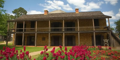 East Texas tourist attractions and things to do listed by