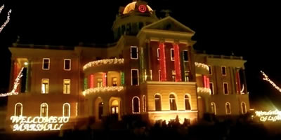 Marshall Tx Christmas Parade Route 2020 Marshall Texas 2020 Wonderland of Lights, Tourism, Hotels, Map