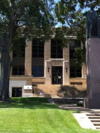 Rusk County Courthouse, Henderson Texas