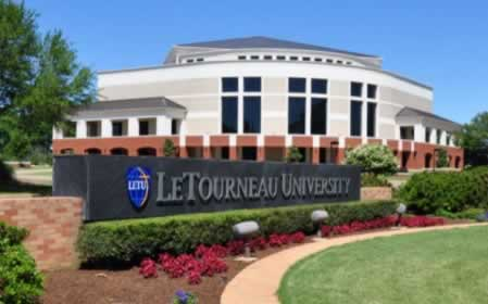 LeTourneau University in Longview, Texas