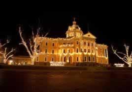 Marshall Texas Wonderland of Lights