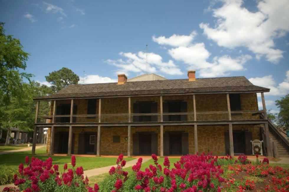 Stone Fort Museum in Nacogdoches, Texas