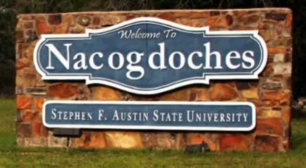 Colleges In Austin Tx >> Nacogdoches Texas travel, tourism, events, hotels, lodging, history, attractions