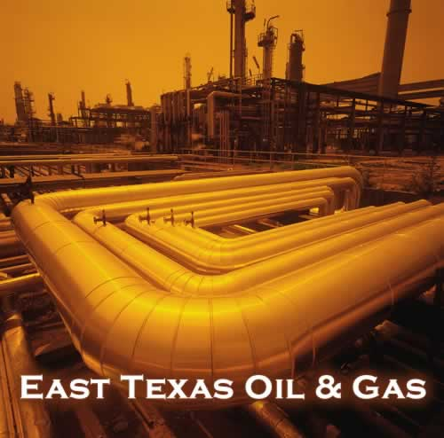 East Texas Crude Oil & Natural Gas Industry, Oil Field