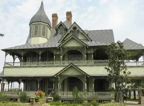 W.H. Stark House in Orange, Texas