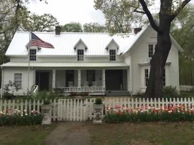 Historic Stinson Home in Quitman, Texas