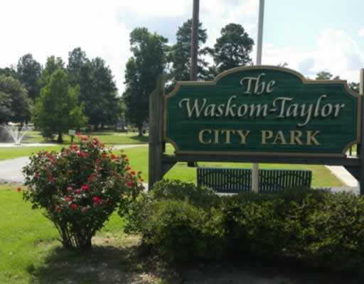 The Waskom-Taylor City Park