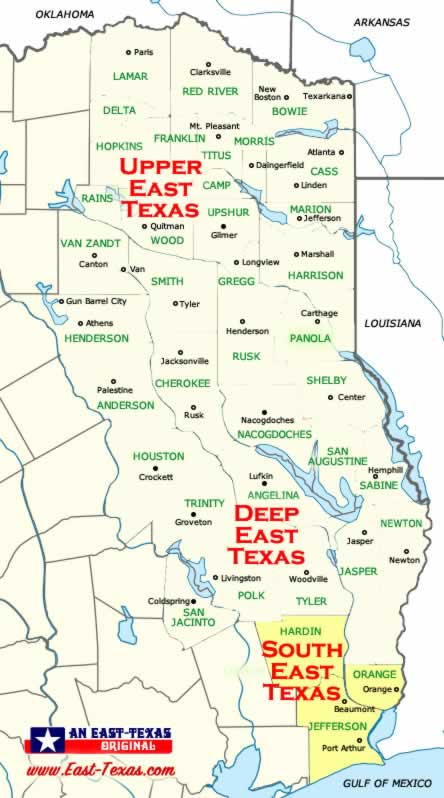 Map Of Texas And Oklahoma With Cities.South East Texas Location Maps Cities Towns Counties Things To Do