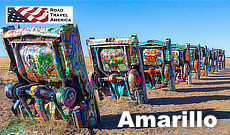Travel Guide for Amarillo ... maps, things to do, attractions, photographs